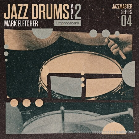 Loopmasters Jazz Drums Volume 2 Mark Fletcher