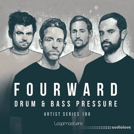 Loopmasters Fourward Drum And Bass Pressure