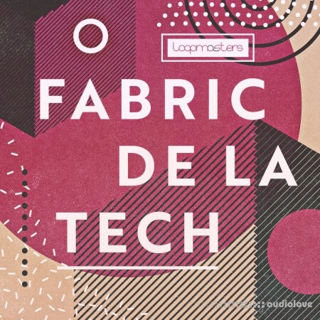 Loopmasters Fabric Da Le Tech