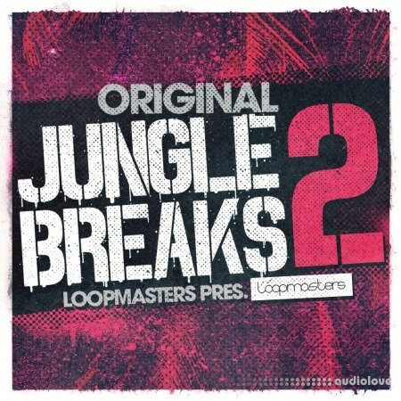 Loopmasters Original Jungle Breaks 2