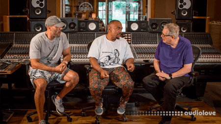 MixWithTheMasters TIMBALAND JAYCEN and PENSADO Production Seminar #1