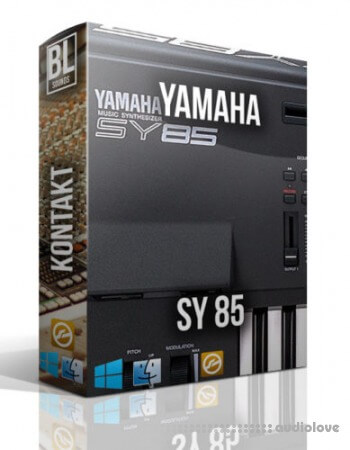 BL Sounds Yamaha SY-85 KONTAKT