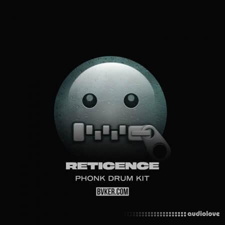 BVKER Reticence Phonk Drum Kit + Melody Samples