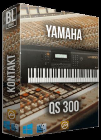 BL Sounds Yamaha QS-300 KONTAKT