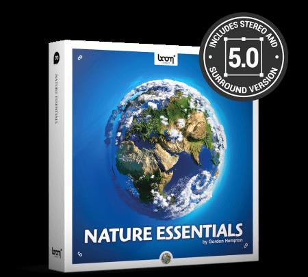 Boom Library Nature Essentials Surround Edition