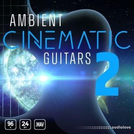 Epic Stock Media Ambient Cinematic Guitars 2