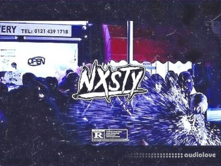 Nxsty UK Drill Kit Vol.1 WAV MiDi Synth Presets