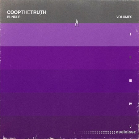 Coop The Truth Volumes 1-5 Bundle