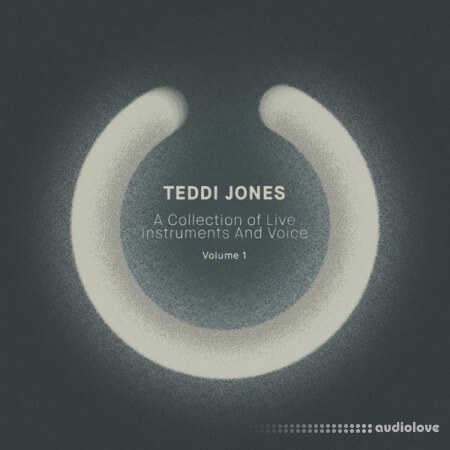 Teddi Jones A Collection of Live Instruments And Voice Vol.1