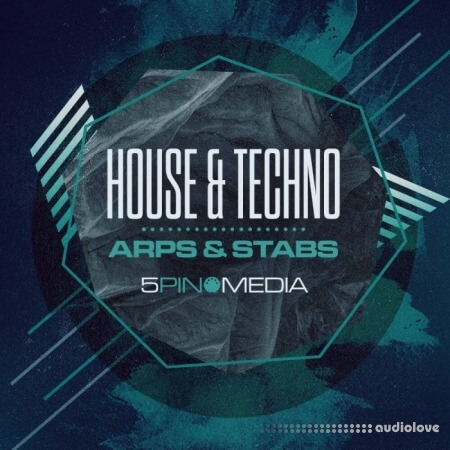 5pin Media House and Techno Arps and Stabs