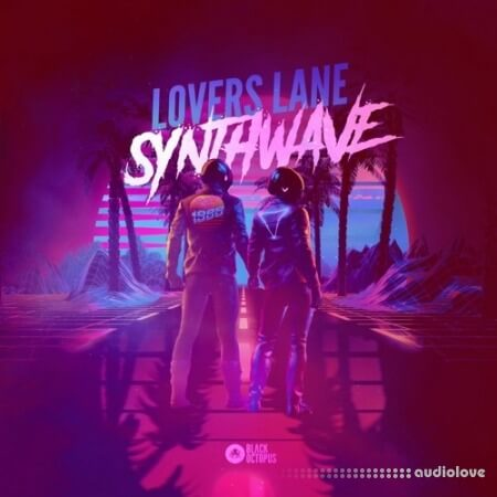 Black Octopus Sound Lovers Lane Synthwave