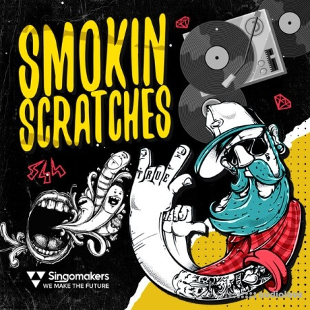 Singomakers Smokin Scratches