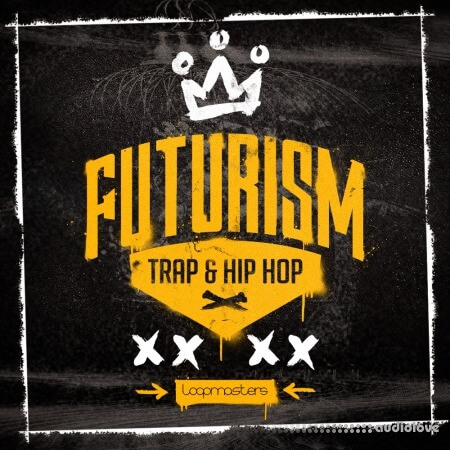 Loopmasters Futurism Trap and Hip Hop