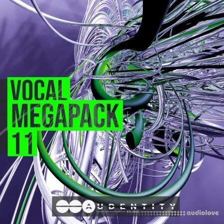 Audentity Records Vocal Megapack 11