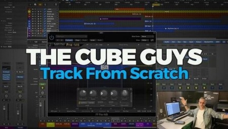 FaderPro The Cube Guys Track From Scratch