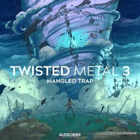 AudeoBox Twisted Metal 3