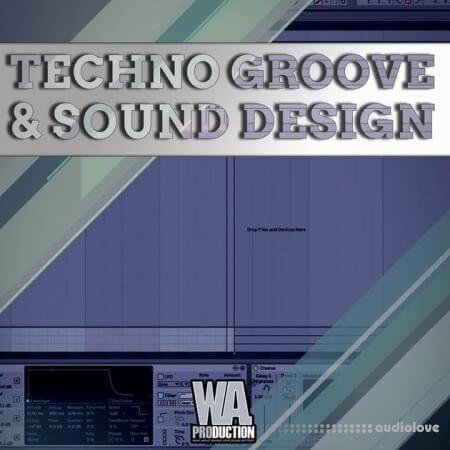 WA Production Techno Groove And Sound Design