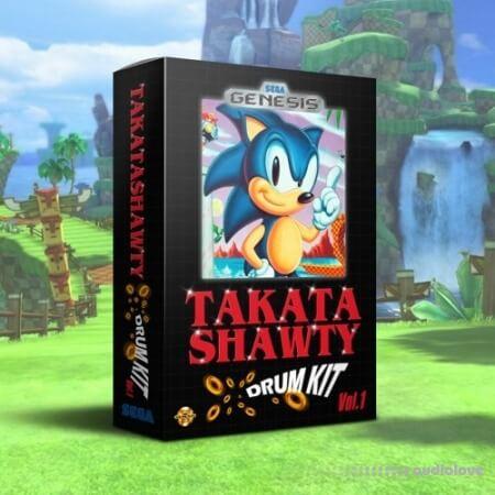 TAKATASHAWTY Drum Kit Vol.1
