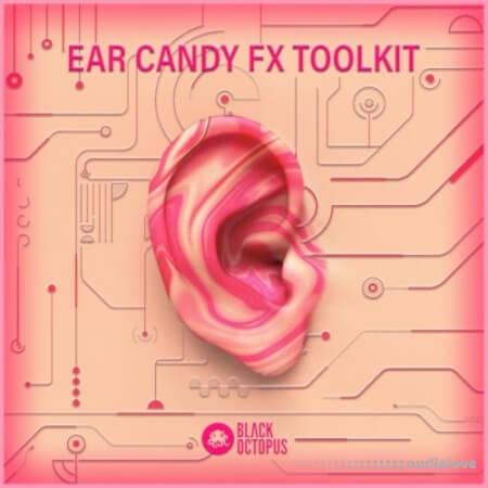 Black Octopus Ear Candy FX Toolkit WAV