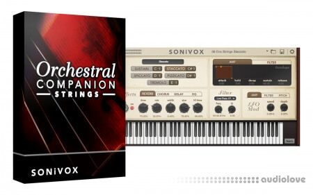 SONiVOX Orchestral Companion Strings v1.4 WiN