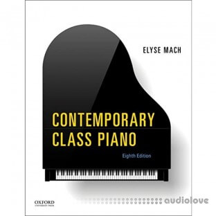 Contemporary Class Piano Ed 8