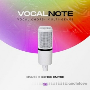Sonics Empire VOCALNOTE