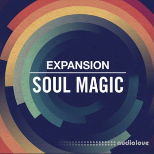 Native Instruments Expansion Soul Magic