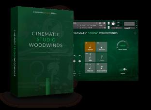 Cinematic Studio Series Cinematic Studio Woodwinds