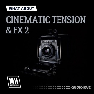 WA Production Cinematic Tension and FX 2