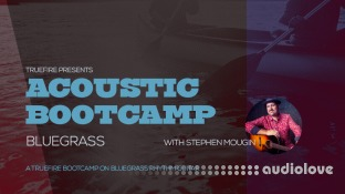 Truefire Joe Robinson Acoustic Bootcamp Fingerstyle Expressions