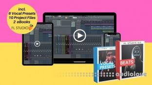 Udemy FL Studio Basics + Vocal Effect Presets + Projects & Samples