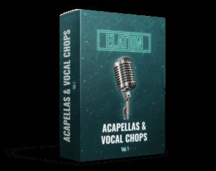 Elation Sounds Acappelas and Vocal Chops Vol.1