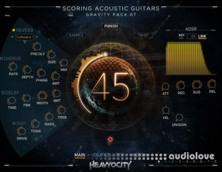 Heavyocity Scoring Acoustic Guitars