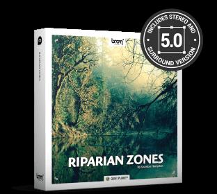 Boom Library Riparian Zones