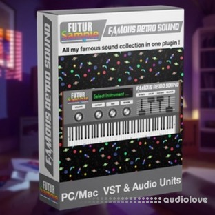 FUTUR Sample Famous Retro Sound V1