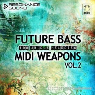 Resonance Sound Future Bass Midi Weapons Volume 2