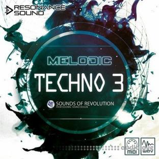 Sounds Of Revolution Melodic Techno 3