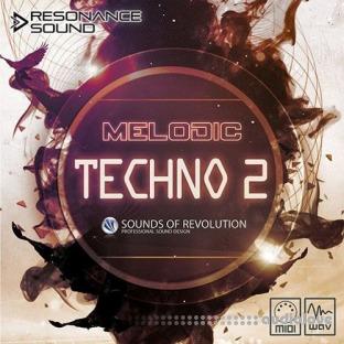 Sounds Of Revolution Melodic Techno 2