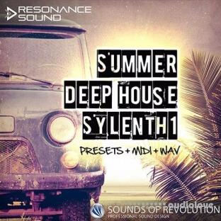 Sounds Of Revolution Summer Deep House Sylenth1