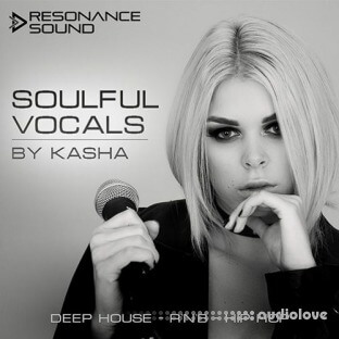 Resonance Sound Soulful Vocals By Kasha Volume 1