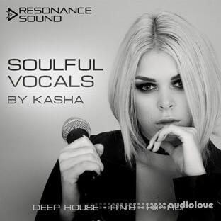 Resonance Sound Soulful Vocals By Kasha Volume 1