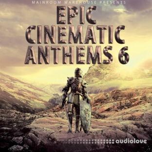 Mainroom Warehouse Epic Cinematic Anthems 6