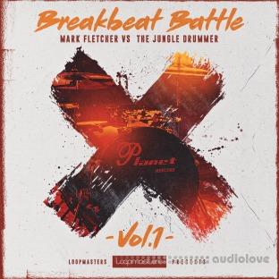 Loopmasters Mark Fletcher Vs The Jungle Drummer Breakbeat Battle Volume 1