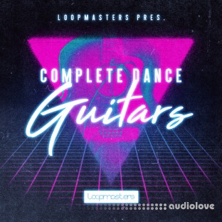 Loopmasters Complete Dance Guitars