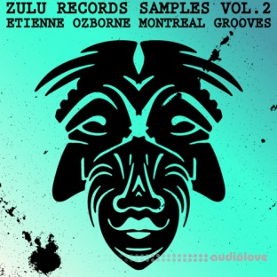Zulu Records Zulu Records Samples Vol.2 Etienne Ozborne Montreal Grooves