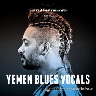 Gio Israel Sacred Instruments Yemen Blues Vocals