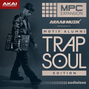 Akai araabMUZIK Motif Alumni Trap Soul Edition (MPC Expansion)