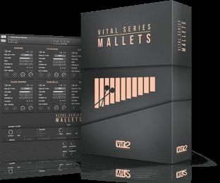 Vir2 Instruments Vital Series Mallets