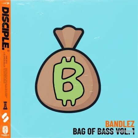 Disciple Samples Bandlez Bag of Bass Vol.1