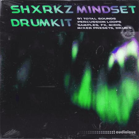 Shxrkz Mindset Drumkit